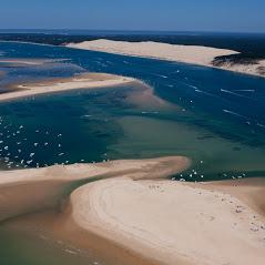 (Français) passe sud entre arguin et dune