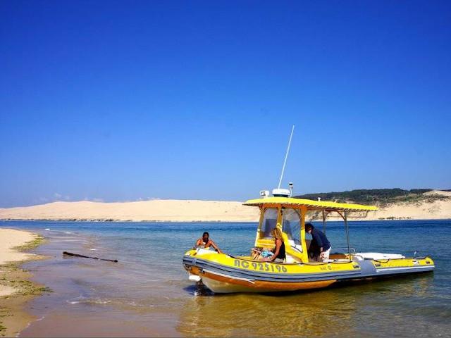 bateau taxi Bat Express