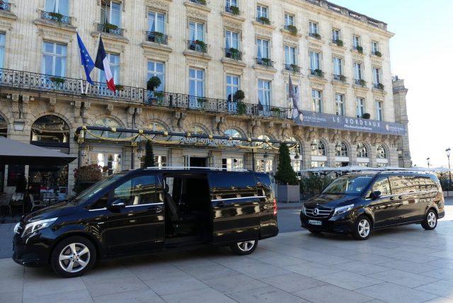 Minibus pour transfert