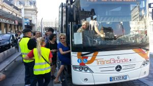 Bus Bordeaux cap ferret