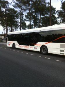 Bus de Gujan