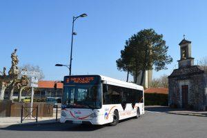 Bus La teste Cazaux