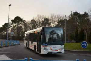 Bus Le Teich