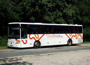 Bus 610 entre L'ège et Mios