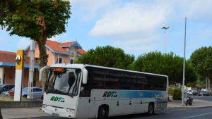 bus Parentis Bassin d'Arcachon