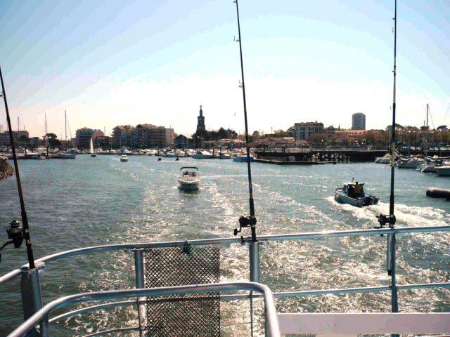 sortie en bateau d'arcachon