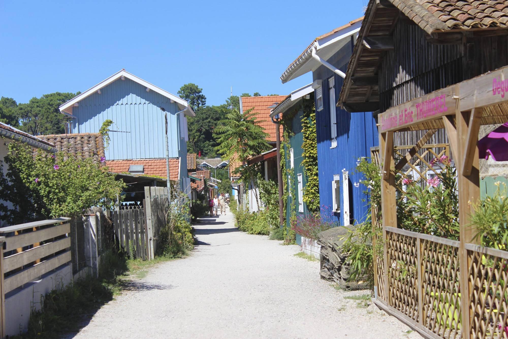Le village du Canon