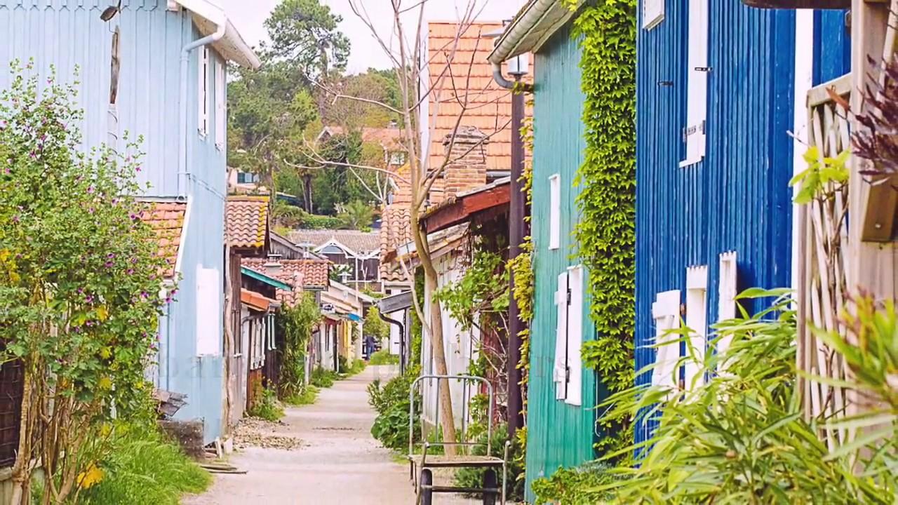Une ruelle du Village du Canon