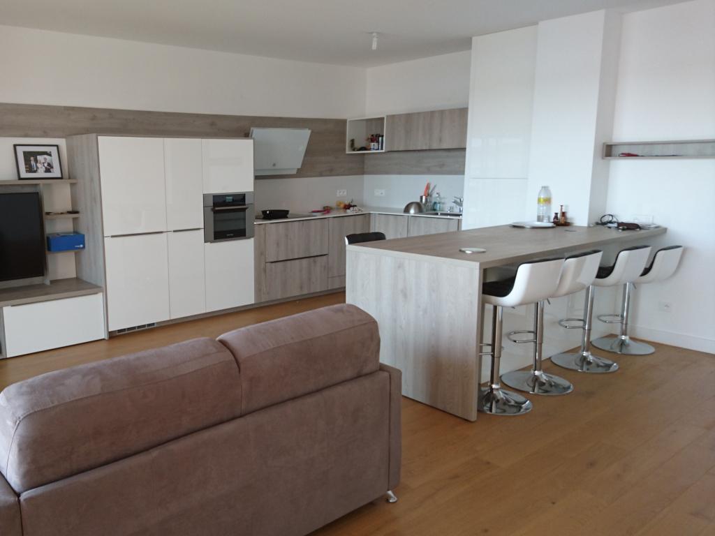 (Français) Cuisine appartement Arcachon