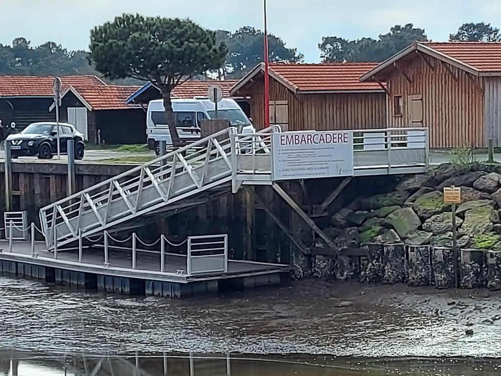 Embarcadère de La Hume